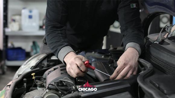 Munich truck repair